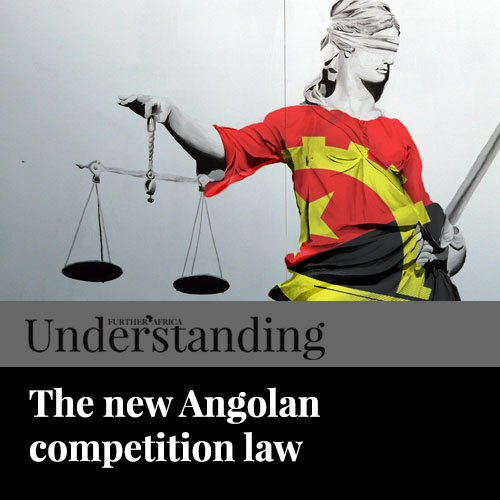 New Angolan competition law