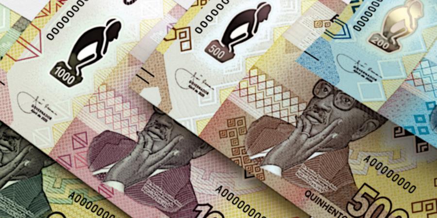 Angola new Kwanza banknotes