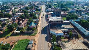 Uganda cities