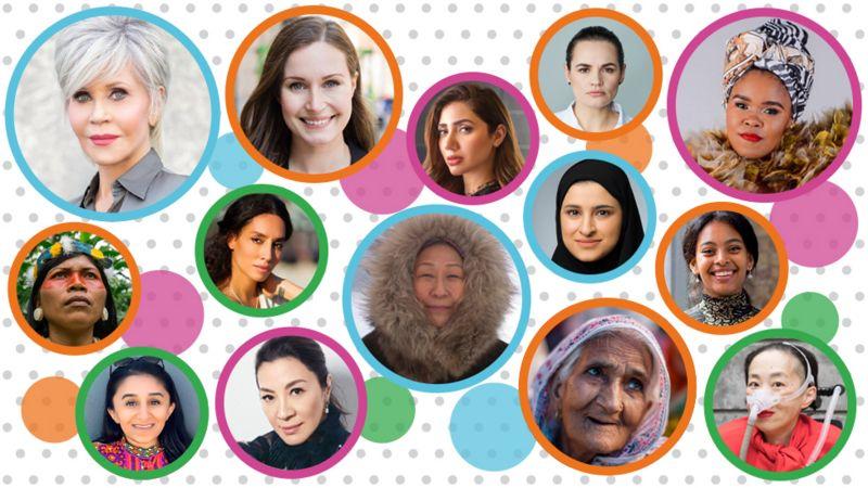 BBC 100 women 2020
