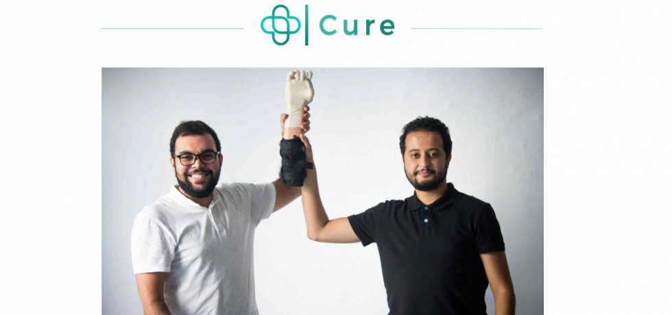 3D printed bionic hand