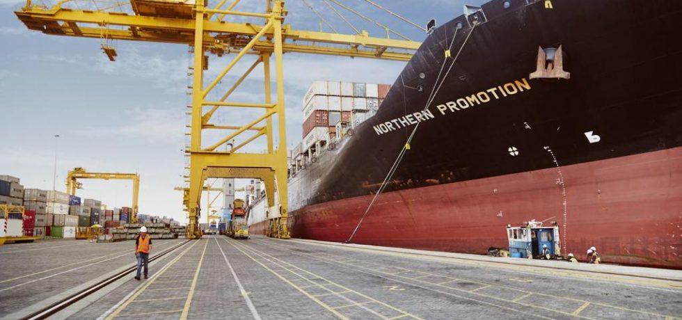DP World Senegal Ndayane port